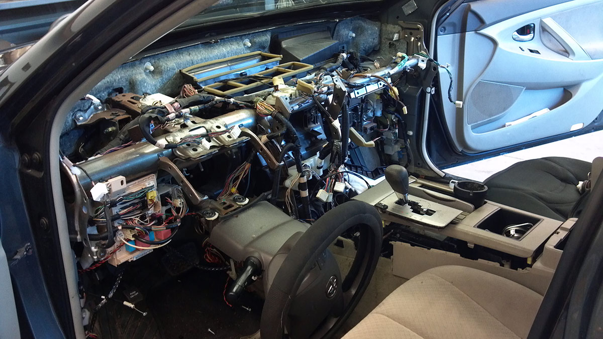 Vehicle Electrical Systems Ca Autoworks Motor Wiring Call For An Appointment
